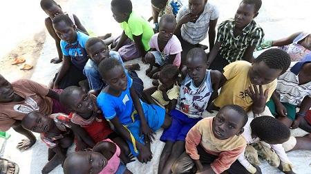 Près de la moitié des décès d'enfants en Afrique due à la faim (rapport)