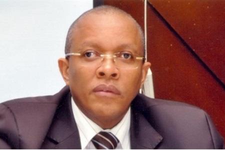 Ange Olivier Grah, ex-président du syndicat des Magistrats de Côte d'Ivoire
