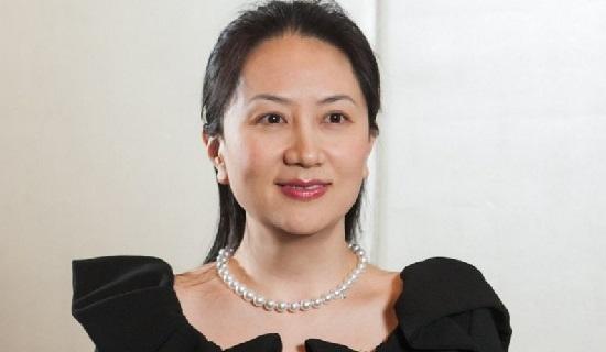 Meng Wanzhou, la fille du fondateur de Huawei, Ren Zhengfei