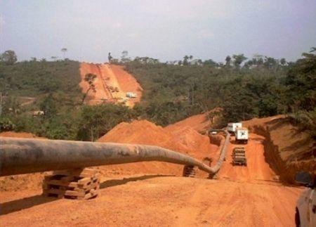 Le Niger a lancé le 17 septembre 2019 les travaux de construction d'un pipeline de 2000 km devant relier ses champs pétroliers d'Agadem au port de Seme, au Bénin