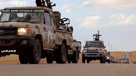 Les forces du gouvernement libyen soutenu par l'ONU ont confirmé vendredi avoir repris deux camps militaires© DR
