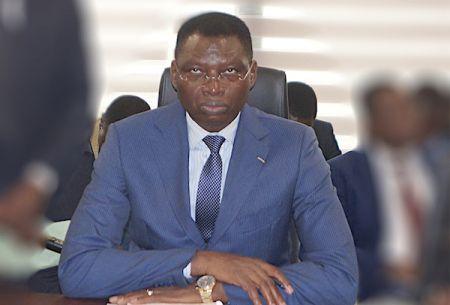 Essowavana Adoyi, Commissaire des impôts à l'Office togolais des recettes (OTR)