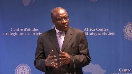 Dr Christopher Fomunyoh, cadre supérieur et directeur régional pour l'Afrique au National Democratic Institute for International Affairs.