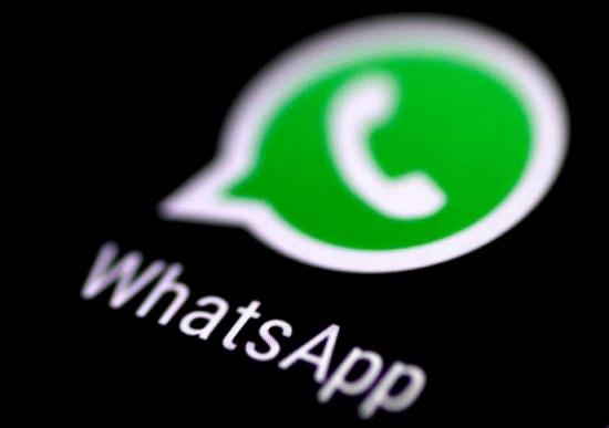L'application WhatsApp compte plus d'un milliard d'utilisateurs actifs dans le monde. THOMAS WHITE / REUTERS