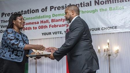La présidente contestée de la Commission électorale du Malawi (MEC) Jane Ansah a annoncé jeudi soir sa démission