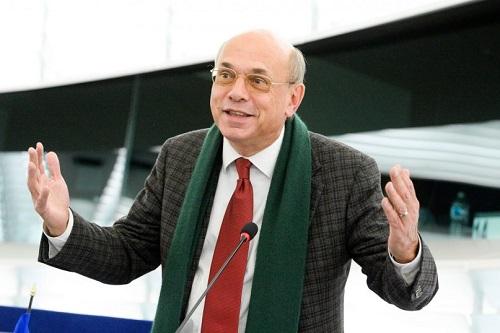 Jean-Luc Schaffhauser, député du Front national français
