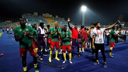 Les Lions indomptables s'imposent 2-0 face à la Guinée-Bissau