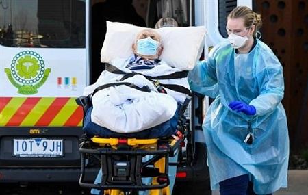 Nouveau record quotidien de cas de contamination en Australie