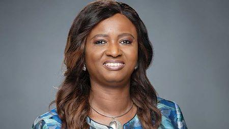 Elohor Aiboni , promue au poste de directrice générale de la compagnie Shell Nigeria