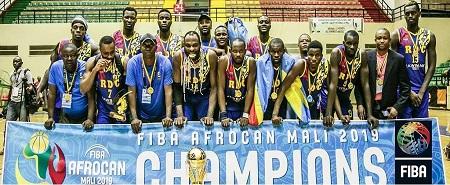 La RD Congo a remporté le premier AfroCAN de basket-ball masculin