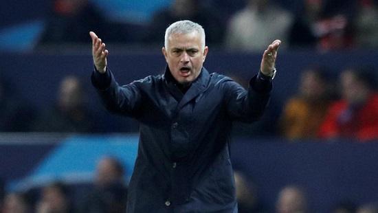 Le Portugais José Mourinho. Reuters/Carl Recine/File Photo