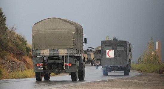 Des détachements de l'Armée nationale populaire ont découvert et détruit, le 14 janvier 2019 lors d'opérations de fouille et de ratissage à Chlef et Boumerdès, deux casemates de terroristes» © AP Photo /