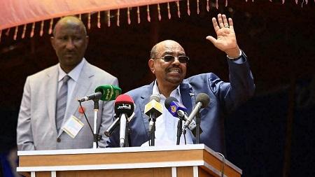 Le président soudanais déchu Omar el-Béchir