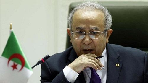 Ramtane Lamamra, vice-Premier ministre