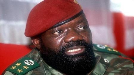 Jonas Savimbi, chef historique de la rébellion angolaise Unita tué au combat en 2002