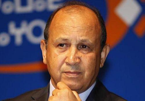 Le président du directoire du groupe Maroc Telecom, Abdeslam Ahizoune