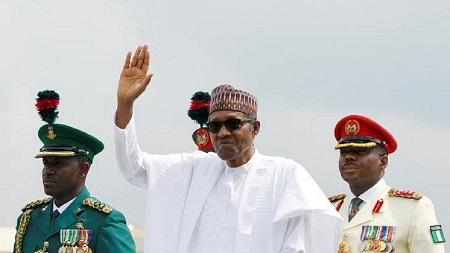 Le président nigérian Muhammadu Buhari a entamé mercredi soir une visite d'Etat en Afrique du Sud