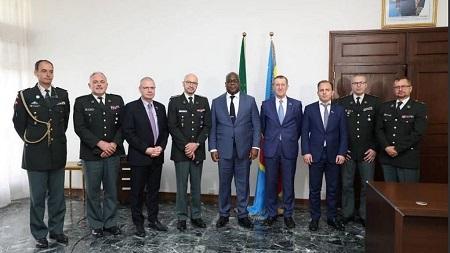 Le nouveau président de la République démocratique du Congo, Félix Tshisekedi, a annoncé mardi la reprise de la coopération militaire avec la Belgique