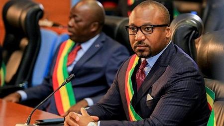 Christel Sassou Nguesso, fils du président congolais