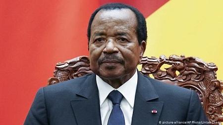 Paul Biya préside depuis trente-six ans le Cameroun