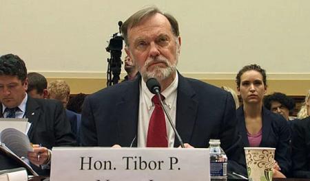 Tibor Nagy, sous-secrétaire d'Etat américain aux Affaires africaines devant le Congrès des Etats-Unis