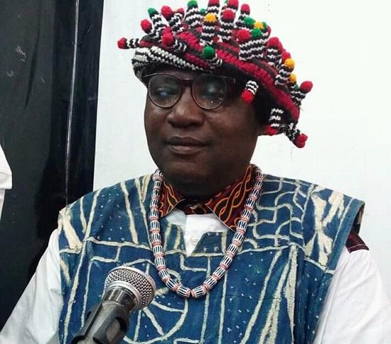 Didier Yimkoua, militant écologiste résidant à Douala et Coordonnateur national de l'ONg WAPP. Photo: A24M