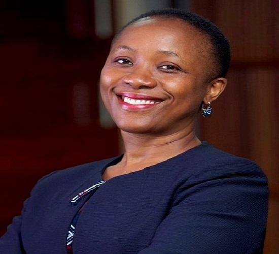 Susan Mulikita, première femme CEO d'une entreprise des technologies de l'information et de la communication en Zambie.