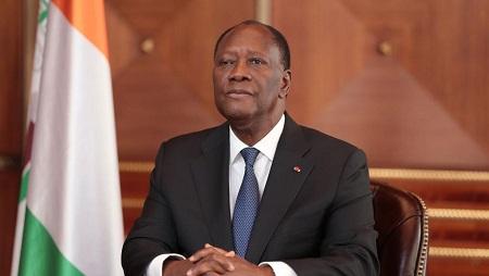 Le président de la République, Alassane Ouattara (photo), a inauguré lui-même le registre national des personnes physiques. © residence.ci