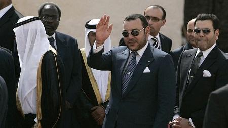 Le roi du Maroc Mohammed VI, qui fête ses 56 ans le 21 août prochain