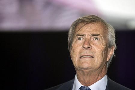 """Vincent Bolloré évoque aussi les deux """"pénibles"""" jours de garde à vue qui ont abouti à sa mise en examen"""