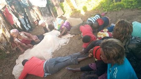 14 civils tués par des rebelles en représailles d'offensives militaires