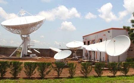 Une journée dans le premier téléport privé d'Afrique francophone subsaharienne