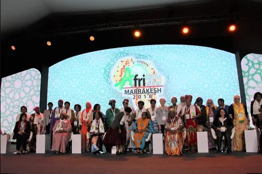 8ème Sommet Africités à Marrakech, au Maroc