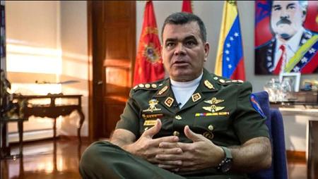 Vladimir Padrino Lopez, ministre vénézuélien de la Défense Photo: infobae.com