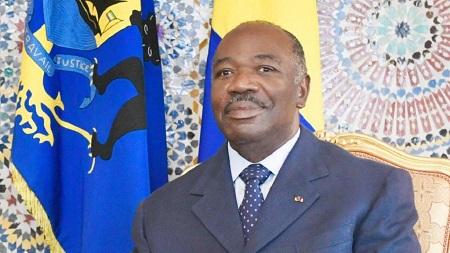 Ali Bongo Ondimba , président du Gabon
