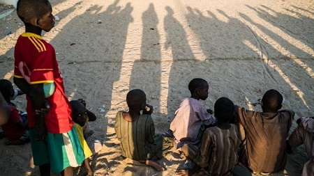 Démobilisation de près de 900 enfants soldats luttant contre Boko Haram
