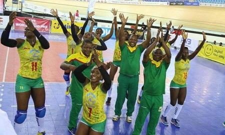 Le Cameroun affronte le Kenya le tenant du titre en finale de Volleyball
