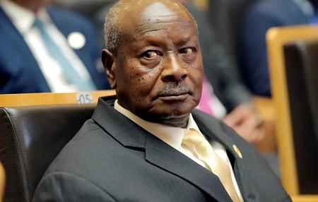 Le président ougandais Yoweri Museveni. REUTERS/Tiksa Negeri/File Photo