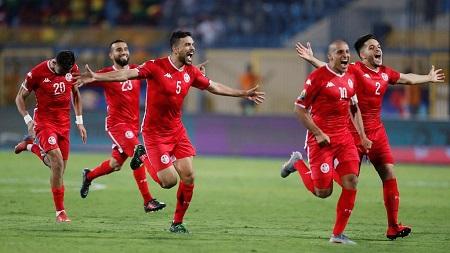 CAN 2019 : la Tunisie l'emporte sur le Ghana et file en quarts