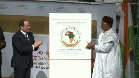 La Zone de libre-échange continentale africaine (Zlec), lancée dimanche lors du sommet de l'Union africaine (UA) à Niamey