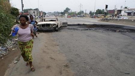 Les violents affrontements entre populations autochtones (Baoulé) et allogènes (Dioula, ressortissants du Nord)