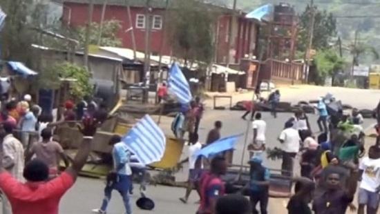 les sécessionnistes devront cesser les combats ou subir la colère de Paul Biya