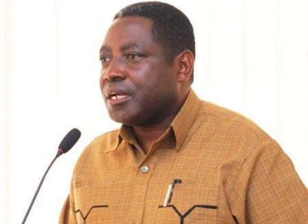 Joseph Kakunda, ministre tanzanien de l'Industrie et du Commerce