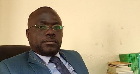 Koua Justin, Le président de la jeunesse du FPI