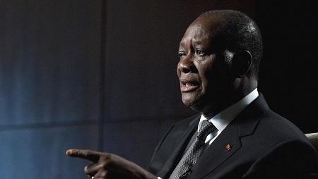 Le président ivoirien Alassane Ouattara a balayé jeudi les critiques du Nigeria et plusieurs pays d'Afrique de l'Ouest anglophones