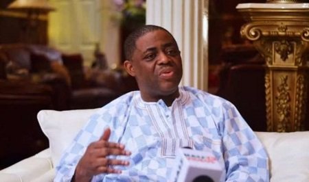 Femi Fani kayode, ancien ministre de l'aviation pendant l'administration de Goodlook Jonathan