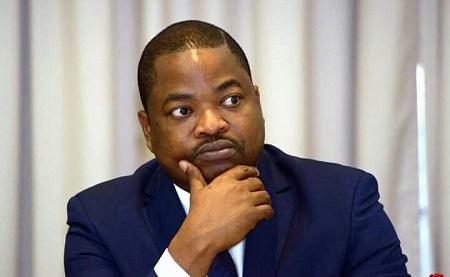Le ministre béninois de la Communication, Komi Koutché