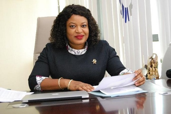 Abimbola Alale,  CEO et Managing Director de la Nigerian Communications Satellite (NIGCOMSAT)