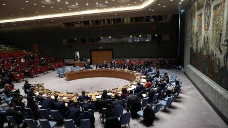 Le Conseil de sécurité de l'ONU a prolongé jeudi 29 août à l'unanimité son régime général de sanctions au Mali qui peuvent être imposées aux individus contrevenant à l'accord de paix de 2015 (image d'illustration). © REUTERS/Shannon Stapleton
