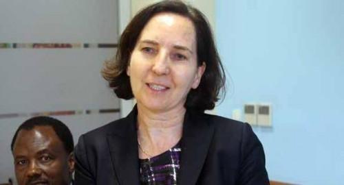 Elisabeth Huybens, directrice des Opérations de la Banque Mondiale